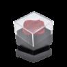 Petite boîte rose éternelle rouge - Autour d'Elle